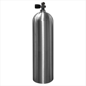 Catalina 80cuft Cylinder with Valve